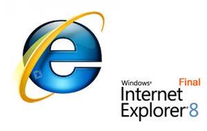 Internet Explorer v8.0 Crack