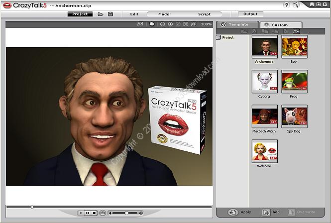 CrazyTalk v5 Pro Crack