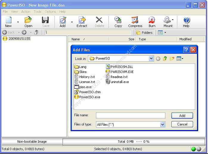 PowerISO v7.1 x86/x64 Crack