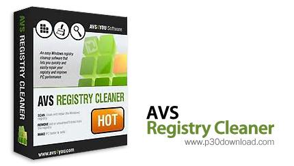 AVS Registry Cleaner v3.0.5.275 Crack