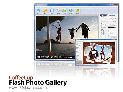 CoffeeCup Flash Photo Gallery v5.95 Build 4 Crack