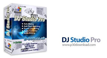 DJ Studio Pro v9.2.4.3.3 Crack