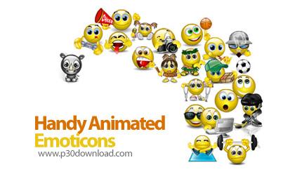 Handy Animated Emoticons v5.0 Crack