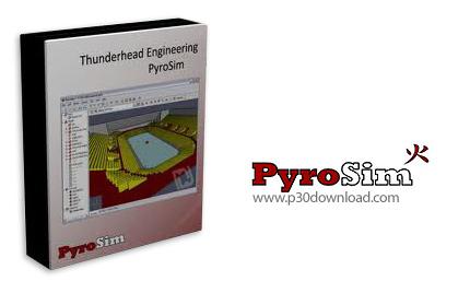 PyroSim v2012.1.0430 Crack