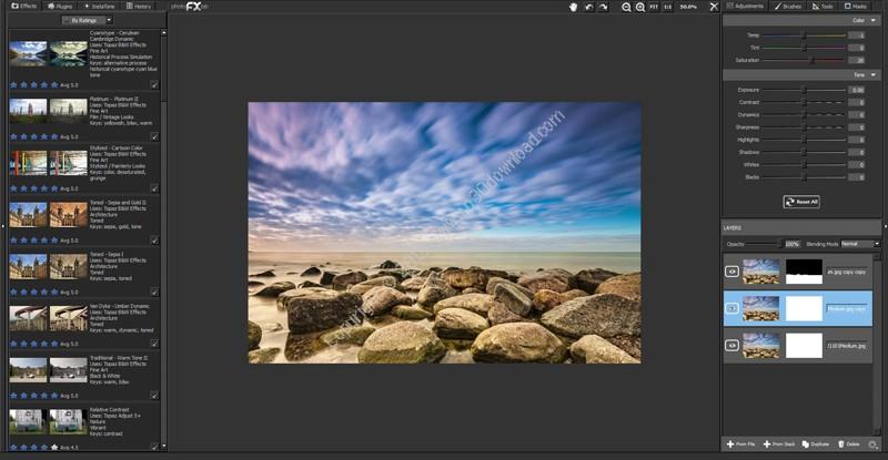 Topaz photoFXlab v1.2.10 Crack
