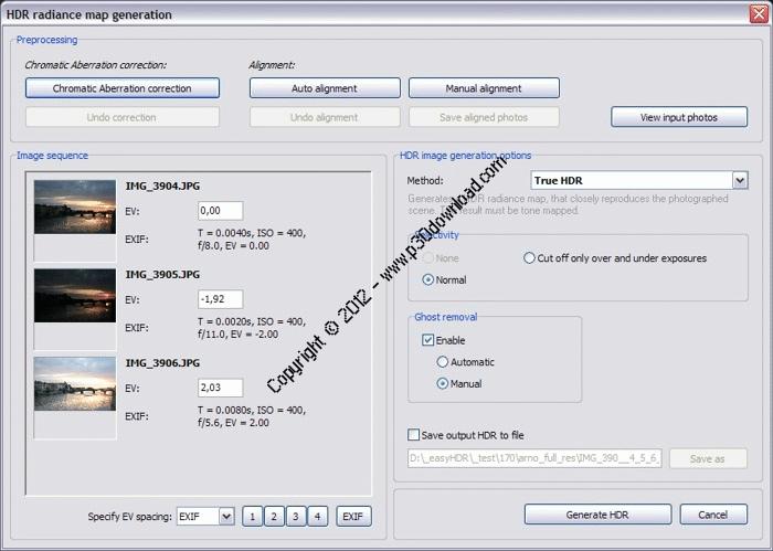 easyHDR PRO v2.21.2 Crack