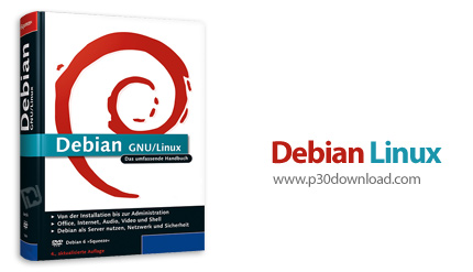 Debian Linux v9.3 Crack