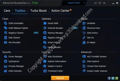 Advanced SystemCare Pro v11.0.3.169 + Ultimate v11.0.1.58 Crack