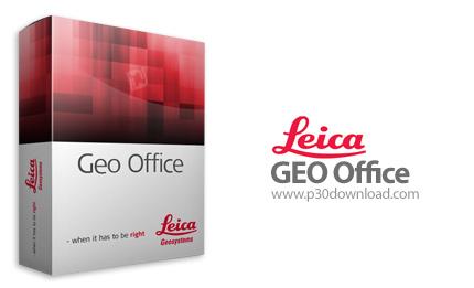 Leica GEO Office v8.3.0.0.13017 Crack