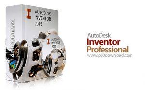 Autodesk Inventor Professional 2015 + SP1 x86/x64 Crack