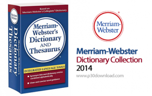 Merriam-Webster Dictionary Collection 2014 v4.9.0.0 Crack