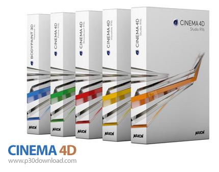 Maxon CINEMA 4D Studio/Visualize/Broadcast/Prime 4D R16.021 Build RB111778 x64 + R14 034 Build RC68643 x86/x64 Crack
