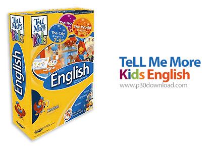 TeLL Me More Kids English Crack