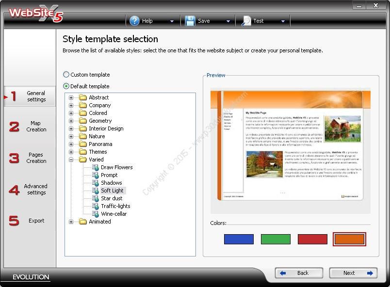 Incomedia WebSite X5 Professional v14.0.6.1 Crack