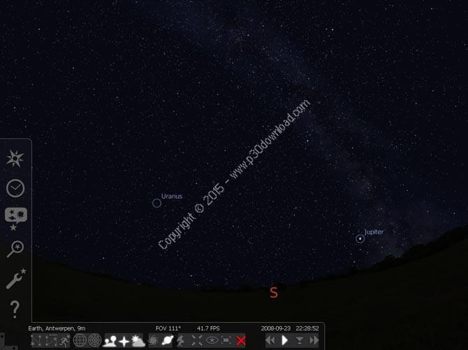 Stellarium v0.17.0 Crack