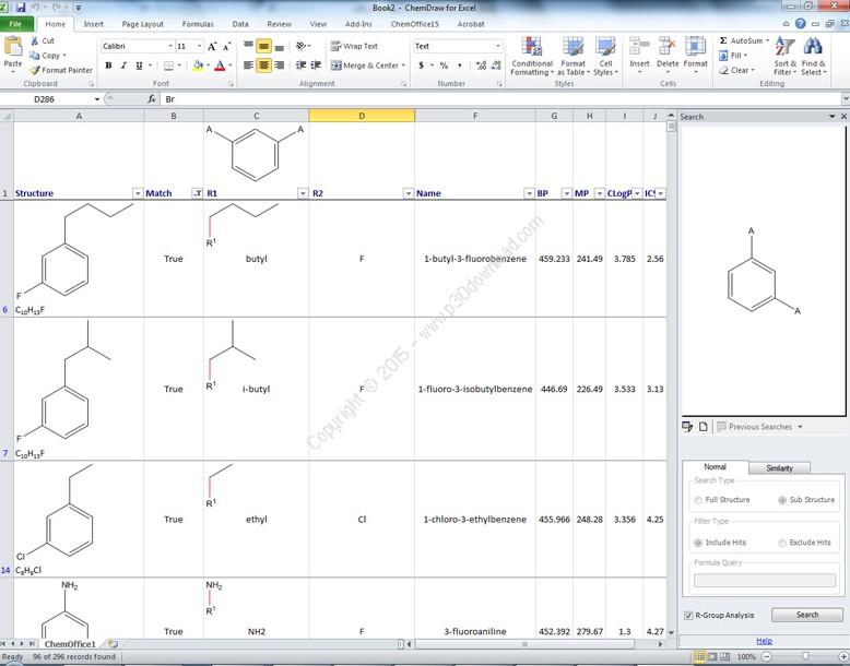 ChemOffice Professional v17.0.0.206 Build 121 Crack