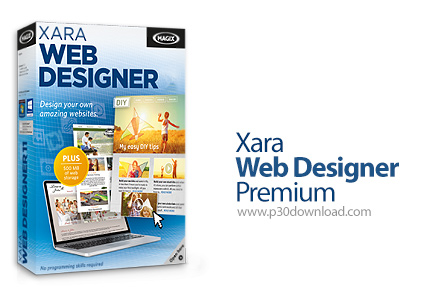 Xara Web Designer Premium v15.0.0.52288 x86/x64 Crack