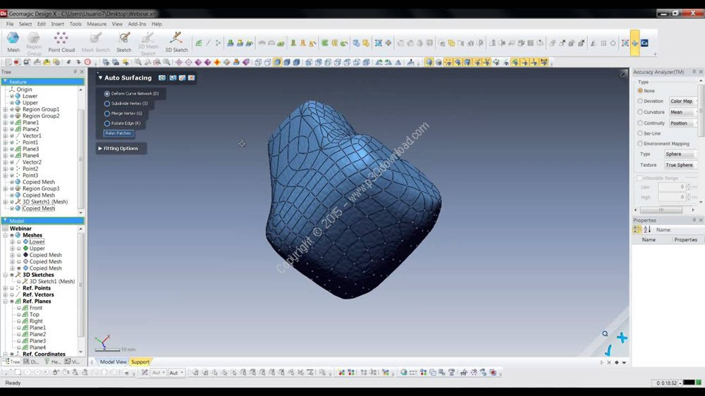 Geomagic Design X 2016 Crack
