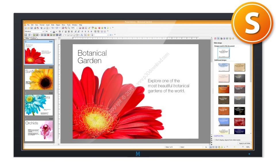 SoftMaker Office Professional 2018 Rev 922.0122 x86/x64 Crack