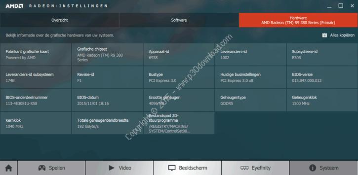 AMD (ATI) Radeon Software Crimson Adrenalin Edition for Desktop/Notebook v18.1.1 x86/x64 Crack