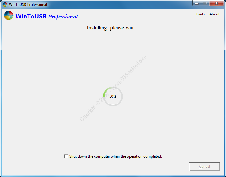 WinToUSB Enterprise v3.9 Release 2 Crack