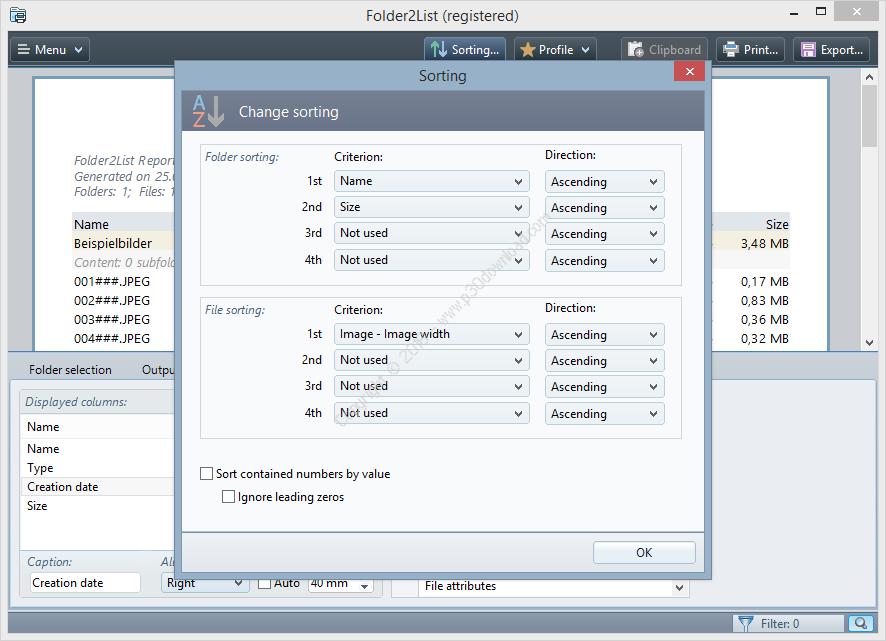 Folder2List v3.14.2 Crack