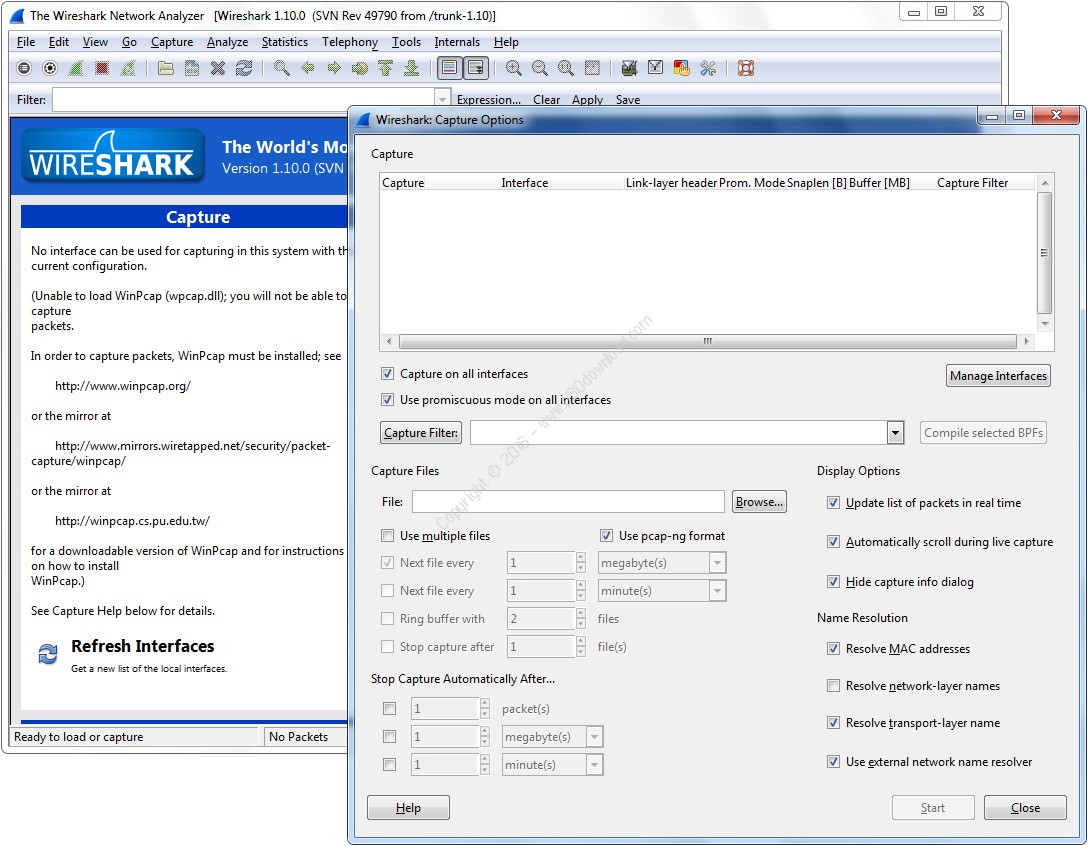 Wireshark v2.5.0 Crack