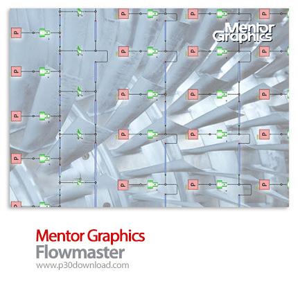 Mentor Graphics Flowmaster v7.9.5.0 Build 117 Crack