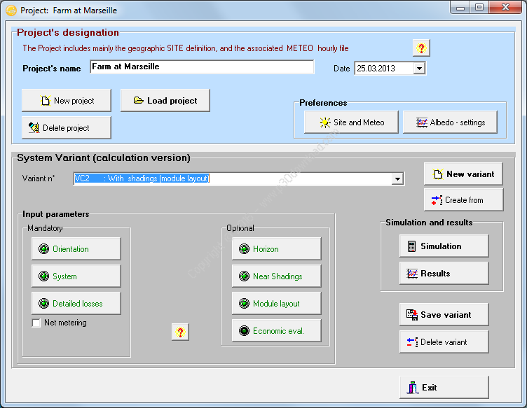 PVsyst 7.2.5 Crack With Activation Key 2022 Free Download