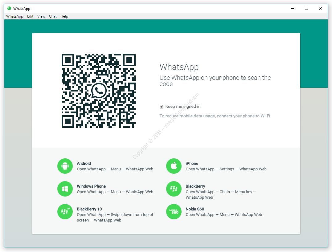 WhatsApp v0.2.8082 for Windows x86/x64 Crack