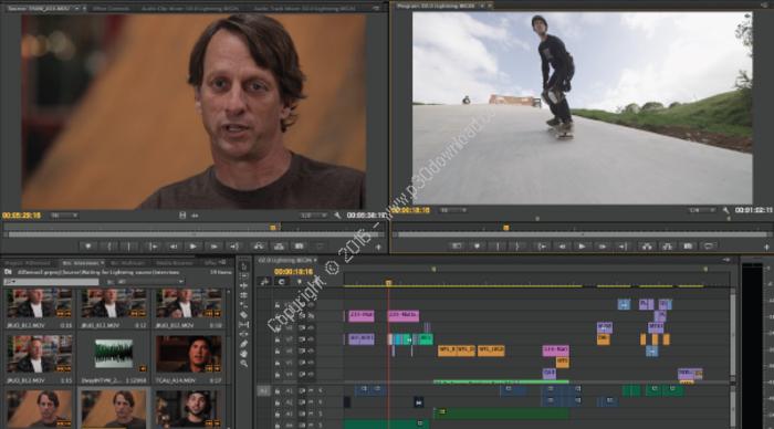 Adobe Premiere Pro CC 2018 v12.0.1.69 x64 Crack
