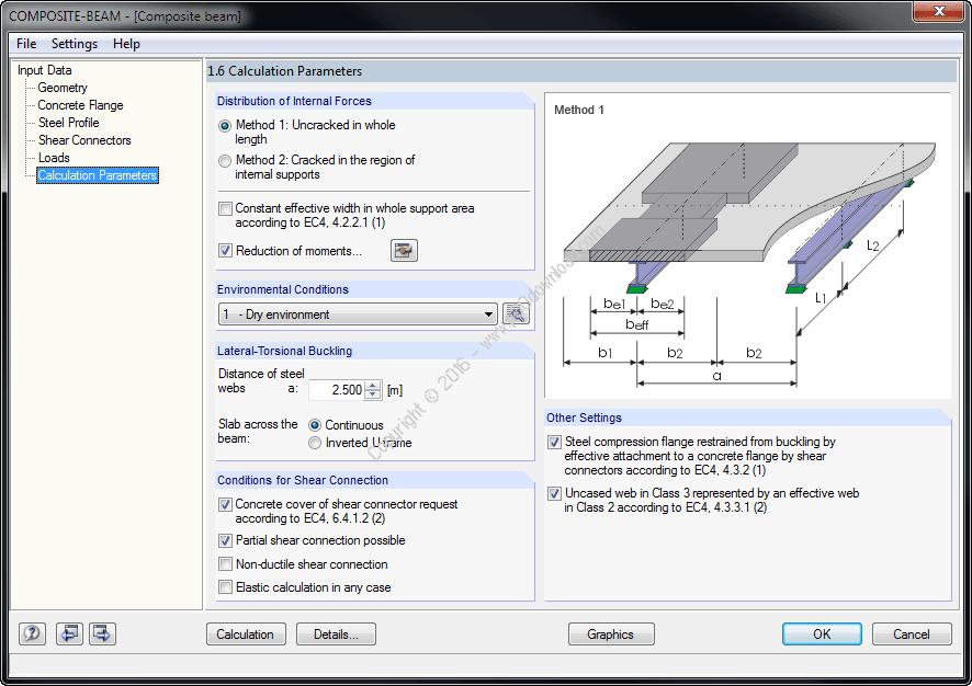 Dlubal COMPOSITE-BEAM v8.06.1103 x64 Crack