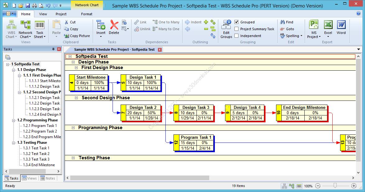Critical Tools WBS Schedule Pro v5.1.0023 Crack