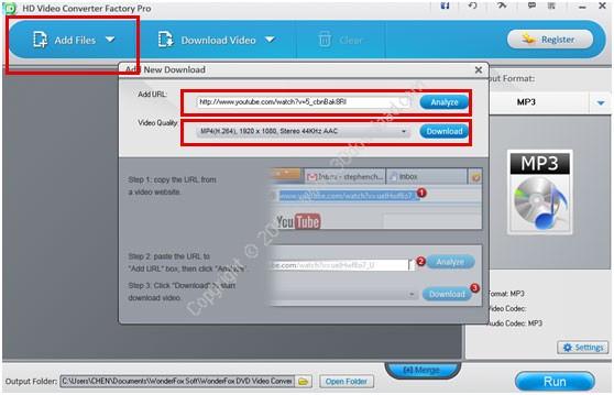 WonderFox HD Video Converter Factory Pro v14.3.0 Crack