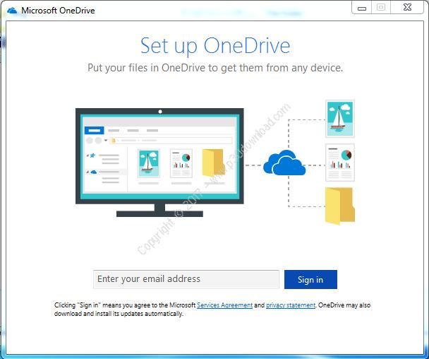 Microsoft OneDrive Build 17.3.6998.0830 Crack