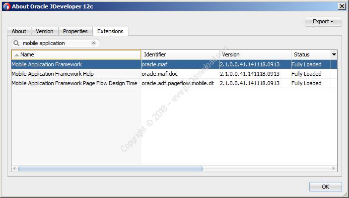 Oracle JDeveloper Studio Edition v12.2.1.3.0 Win/Linux + Java Edition Crack