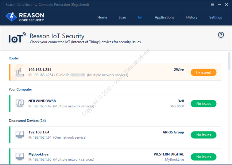 Reason Core Security Complete Protection v2.4.1.0 Crack