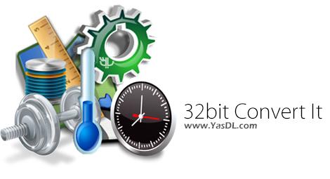 32bit Convert It 17.01.01 Crack