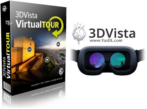 3DVista Virtual Tour Suite 1.3.47 Crack
