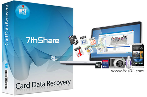 7thShare Card Data Recovery 1.3.9.6 + Portable Crack
