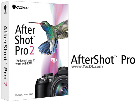 Corel AfterShot Pro 3.4.0.297 x86/x64 Crack