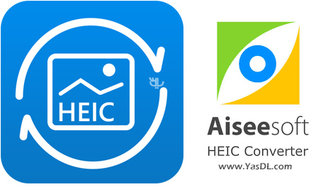 Aiseesoft HEIC Converter 1.0.8 - Converter For HEIC Images Crack