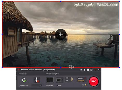 Aiseesoft Screen Recorder 1.1.28 Crack
