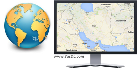 AllMapSoft Universal Maps Downloader 9.35 Crack