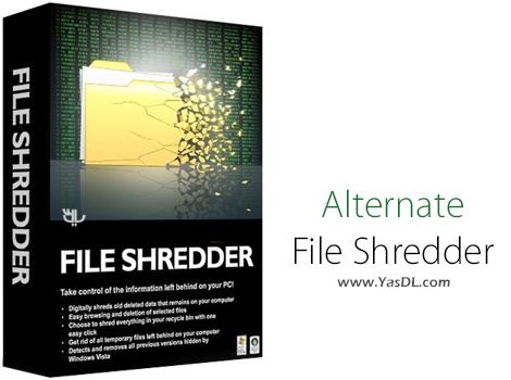 Alternate File Shredder 2.090 + Portable Crack