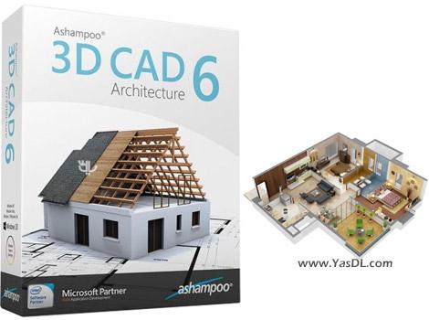 Ashampoo 3D CAD Architecture 6.0 Crack