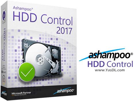 Ashampoo HDD Control 2017 3.10.01 Crack