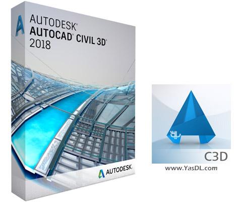 Autodesk AutoCAD Civil 3D 2018.1 x64 Crack