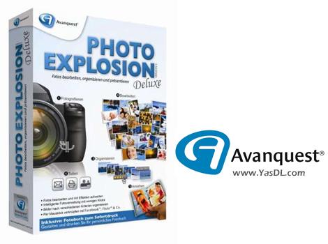Avanquest Photo Explosion Deluxe 5.09.26090 Crack