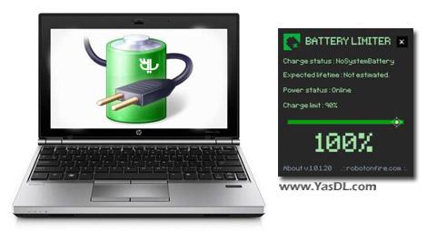 Battery Limiter 1.0.3 + Portable Crack